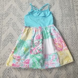 Lilly Pulitzer toddler girl XS (2T-3T) dress